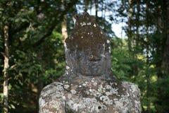 Combodia temples jungles Stock Photo