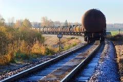 Comboio de mercadorias imagem de stock