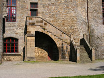 Combourg Stock Images