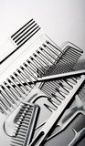 Combs Royalty Free Stock Images