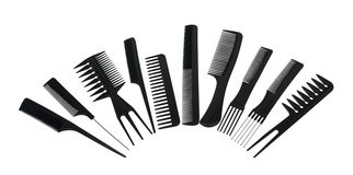 Combs Royalty Free Stock Photos