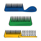 Combs Royalty Free Stock Photography