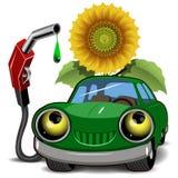 Combustíveis biológicos Fotografia de Stock