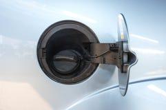 Combustível acima do carro Imagem de Stock Royalty Free
