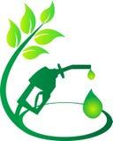 Combustível verde ilustração royalty free