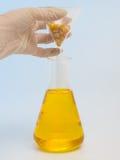 Combustible biológico Imágenes de archivo libres de regalías