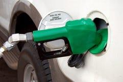 Combustible diesel solamente Imágenes de archivo libres de regalías