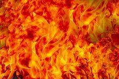 Combustion de flammes du feu photo stock