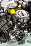 Combustion engine Royalty Free Stock Photo