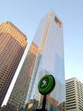 Comcast Gebäude in Philadelphia im Stadtzentrum gelegen Lizenzfreies Stockfoto