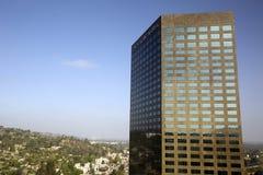 COMCAST NBC UNIVERSAL. UNIVERSAL CITY, CALIFORNIA - TUES. JUNE 24, 2014: The headquarters of Comcast NBC Universal in Universal City, California, on Sunday, June Royalty Free Stock Photo