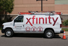 Comcast Xfinity Imagem de Stock Royalty Free