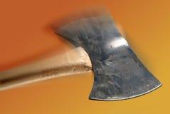 Começ o machado imagem de stock royalty free