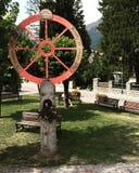 Começo da fase do Giro em Andalo imagens de stock