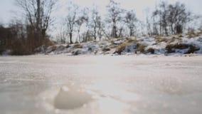Começo da patinagem no gelo filme