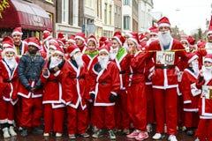 Começo de Santa Imagens de Stock Royalty Free