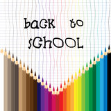 Come back to school Royalty Free Stock Images