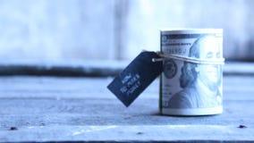 Come fare soldi modificato stock footage