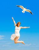 Come, fly with me Royalty Free Stock Photos