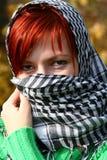 Come la donna orientale Fotografia Stock Libera da Diritti