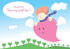 Come with love Stock Images