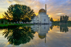 Come moschea del salam Immagini Stock