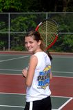 Come Play tennis Royalty Free Stock Photos