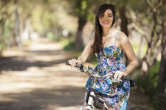 Come and ride with me Royalty Free Stock Images