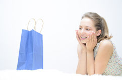 Come shopping Stock Photo