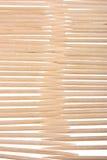 come toothpicks della priorità bassa di legno fotografia stock libera da diritti