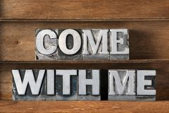 Free Come With Me Tray Royalty Free Stock Image - 99927796