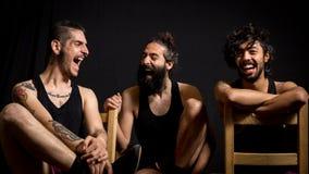 Comedia en el circo Fotografía de archivo libre de regalías