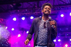 Comedian Basketmouth Stock Images