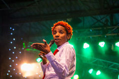 Comedian Eric Omondi Stock Photos