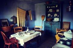 Comedor del vintage Fotos de archivo