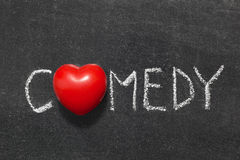 Comedy Royalty Free Stock Images