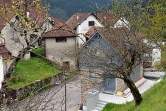 Comeglians, Friuli Venezia Giulia, Ιταλία στοκ εικόνες με δικαίωμα ελεύθερης χρήσης
