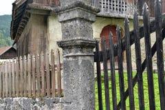 Comeglians, Friuli Venezia Giulia, Ιταλία στοκ εικόνες