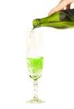 Comemorando o dia do St Patrick Fotos de Stock Royalty Free