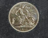Comemorativemuntstuk royalty-vrije stock afbeelding