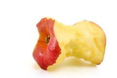 Comendo Apple Fotos de Stock Royalty Free