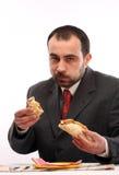 Comer Fotos de Stock