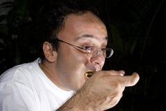 Comer Imagens de Stock Royalty Free