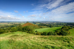 Comer`s Hill in Dorset Royalty Free Stock Photos