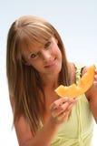 Comer saudável Fotos de Stock