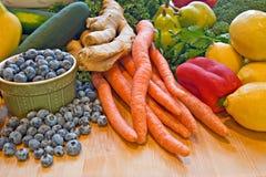 Comer saudável Fotografia de Stock Royalty Free