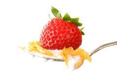 Comer saudável Foto de Stock