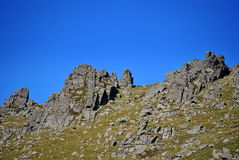 Comeragh Mountains Royalty Free Stock Photos