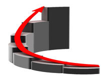 Comercialización del símbolo ilustración del vector
