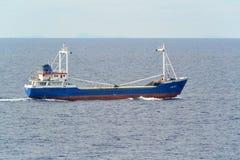 Comerciante Aniek da ilha Fotografia de Stock Royalty Free